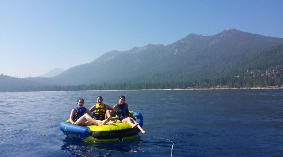 Best Boat Rental at Tahoe