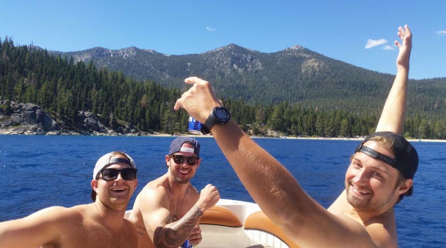 Best Rental Boat Deals on Lake Tahoe