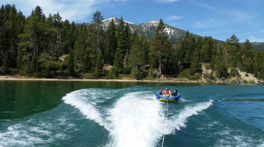 Group Boat Rental Planning Tips Lake Tahoe