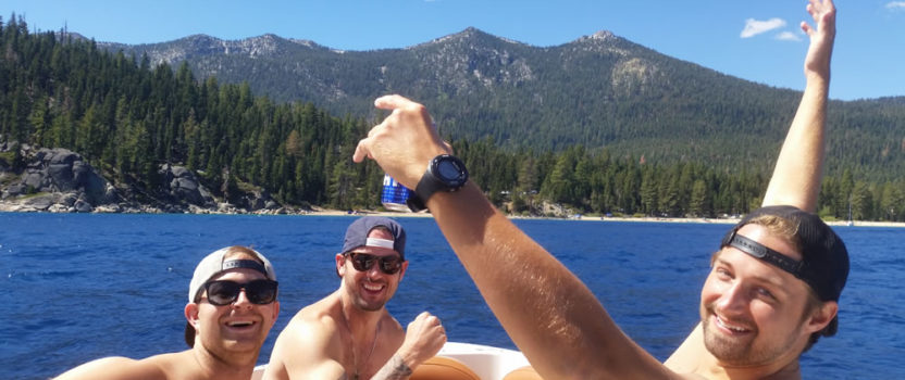 Best Rental Boat Deals on Lake Tahoe